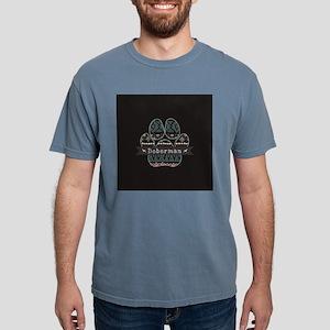 Doberman Mens Comfort Colors Shirt