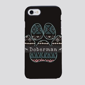 Doberman iPhone 8/7 Tough Case