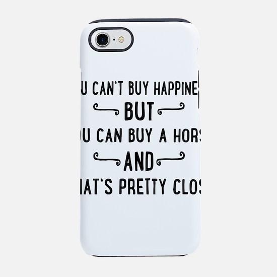 horse iPhone 8/7 Tough Case