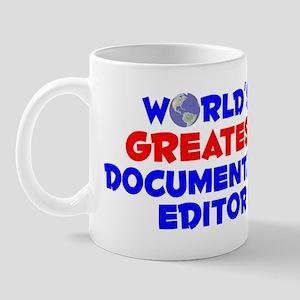 World's Greatest Docum.. (A) Mug