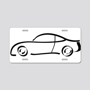 Auto Aluminum License Plate