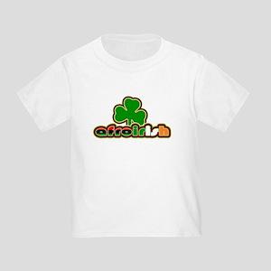 AfroIrish Toddler T-Shirt