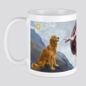 Creation (#2) & Golden Mug