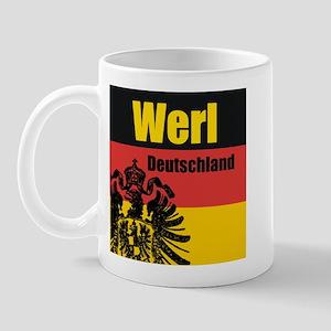 Werl Deutschland Mug