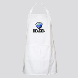 World's Coolest DEACON BBQ Apron