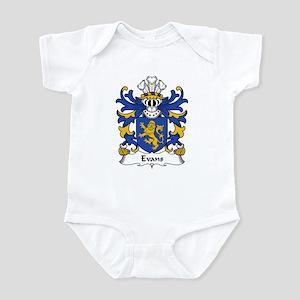 Evans (of Montgomeryshire) Infant Bodysuit