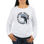 Kick Academy Women's Long Sleeve T-Shirt