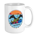 USS BATFISH Large Mug