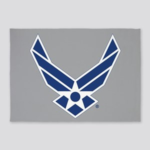 Air Force Symbol 5'x7'area Rug