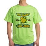 Surf Champ Green T-Shirt