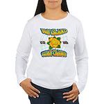 Surf Champ Women's Long Sleeve T-Shirt