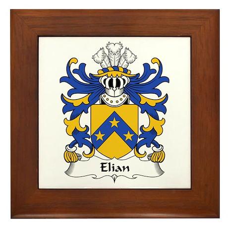 Elian (GEIMIAD, Saint) Framed Tile