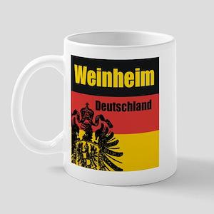 Weinheim Deutschland Mug