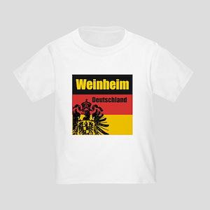Weinheim Deutschland Toddler T-Shirt