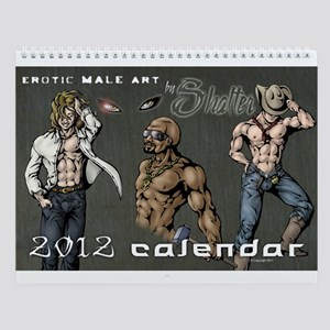 Erotic Male Pin-up Calendar