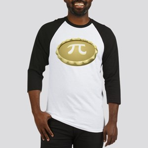 happy pi day pie Baseball Jersey