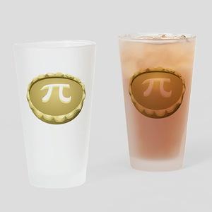 happy pi day pie Drinking Glass