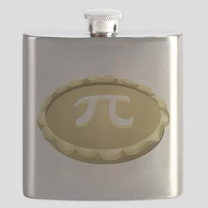 happy pi day pie Flask