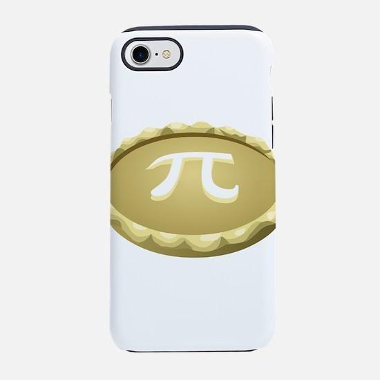 happy pi day pie iPhone 8/7 Tough Case