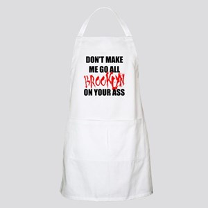 All Brooklyn BBQ Apron