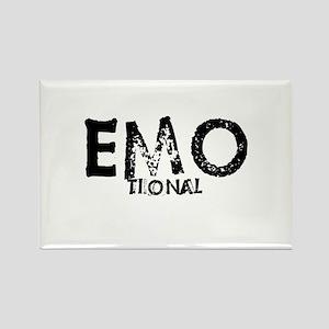 EMO EMOtional Rectangle Magnet