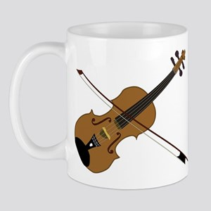 Fiddle or Violin? Mug