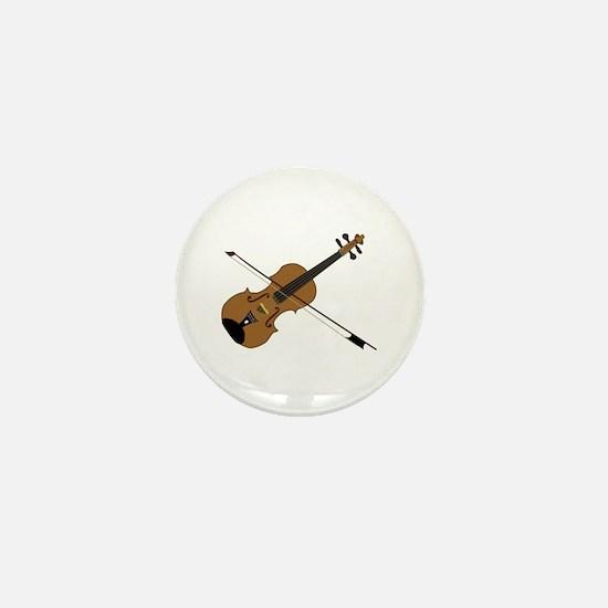 Fiddle or Violin? Mini Button