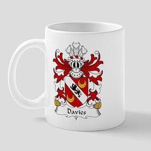 Davies (of Chester) Mug