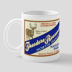 Theodore Roosevelt (Deer) Mug