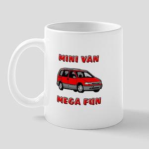 Mini Van Mega Fun Mug