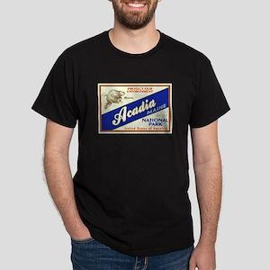 Acadia (Beaver) Dark T-Shirt