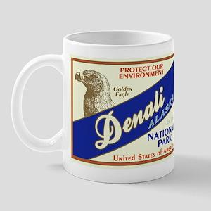 Denali (Golden Eagle) Mug