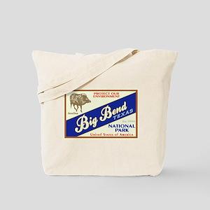 Big Bend (Javelina) Tote Bag