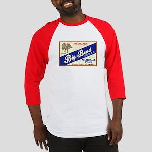 Big Bend (Javelina) Baseball Jersey