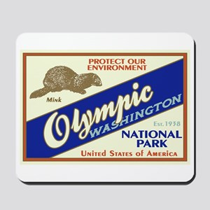 Olympic (Mink) Mousepad