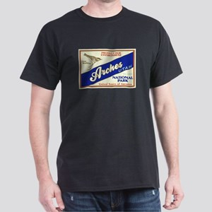 Arches (Warbler) Dark T-Shirt