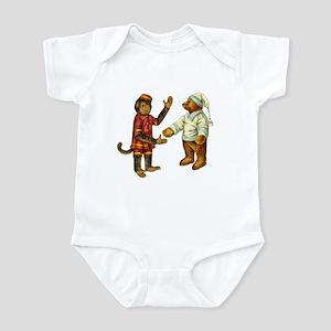 MONKEY & BEAR Infant Bodysuit