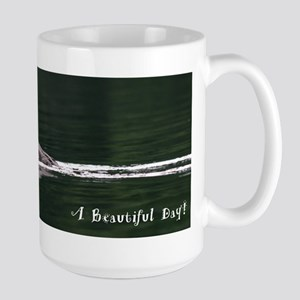 Maine Loon Large Mug