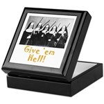 Give 'em Hell Keepsake Box