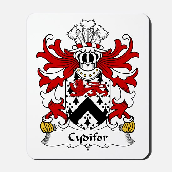 Cydifor (AP SELYE -King of Dyfed) Mousepad