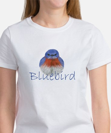 bluebird design Women's T-Shirt