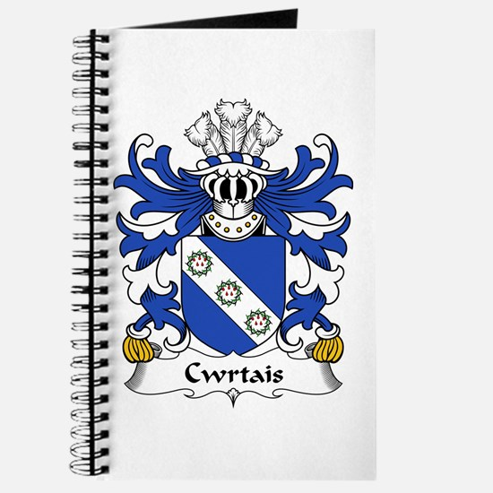 Cwrtais (Courteys, Curthoyse, Curtis) Journal
