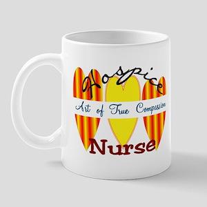 Hospice Nurse Mug