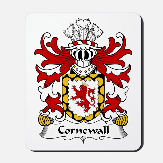 Cornewall (Barons of Burford) Mousepad