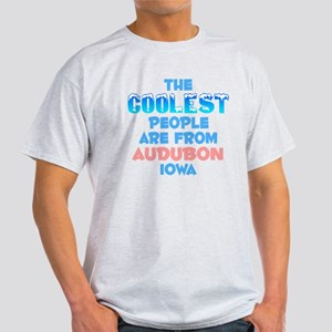 Coolest: Audubon, IA Light T-Shirt