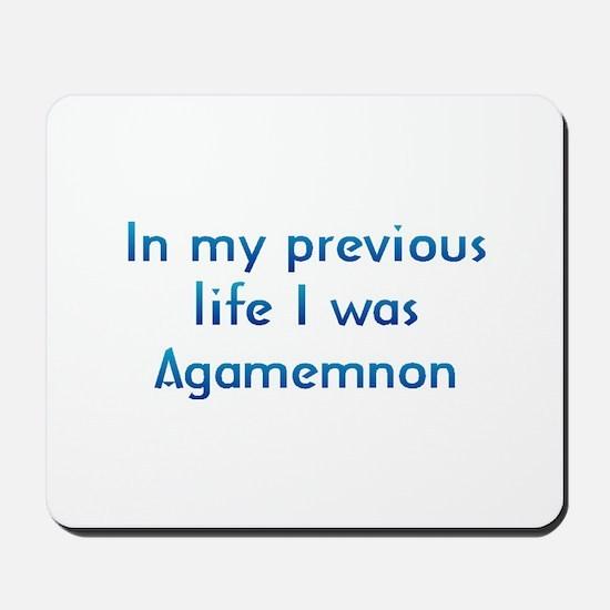 PL Agamemnon Mousepad