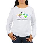 Nursing Assistant Women's Long Sleeve T-Shirt