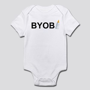 Bring Your Own Bottle Infant Bodysuit