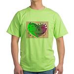 Nursing Assistant Green T-Shirt