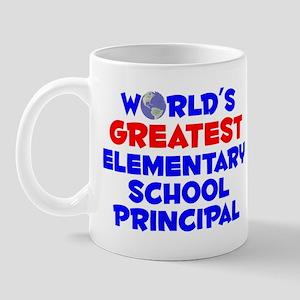 World's Greatest Eleme.. (A) Mug